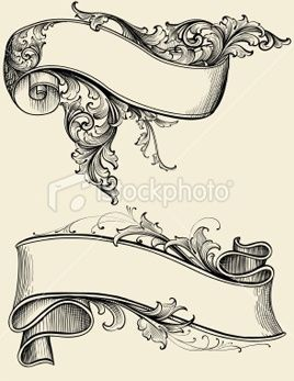 banner tattoos - Google Search