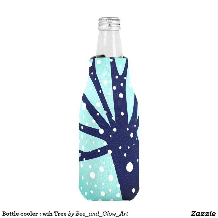 Bottle cooler : wih Tree