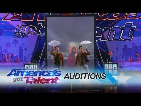 Francúzsky kúzelník Dazzles At America's Got Talent 2017