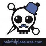 Painful Pleasures Boy Skull Sticker  #painfulpleasures #stickers #skullstickers #coolstickers #sticker