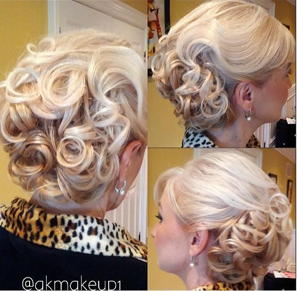 Updo Hairstyles For Weddings Mother Of The Bride: 117 Best Images About Mother Of Bridezilla On Pinterest