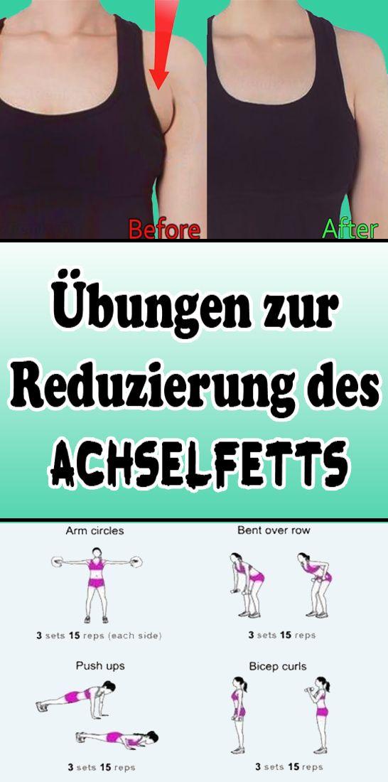 8 beste Übungen zur schnellen Reduzierung des Achselfetts – Anniken Muller