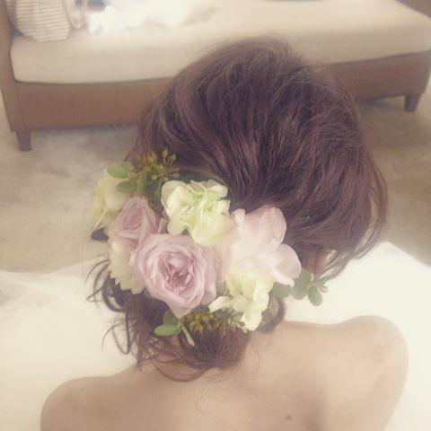 #hawaii #hairmake #hairstyle #hawaiisatomi #hawaiihairmake #hawaiihairmakesatomi #bride #bridal #wedding #satomihmd #satomi #hairmakesatomi #ハワイヘアメイク #ヘアスタイル #ヘアメイク #ヘアセット #プレ花嫁 #結婚式 #ウェディング #ブライダル #アップスタイル #ヘアアレンジ #satomiスタイル #flowersfortwo #生花 #生花髪飾り
