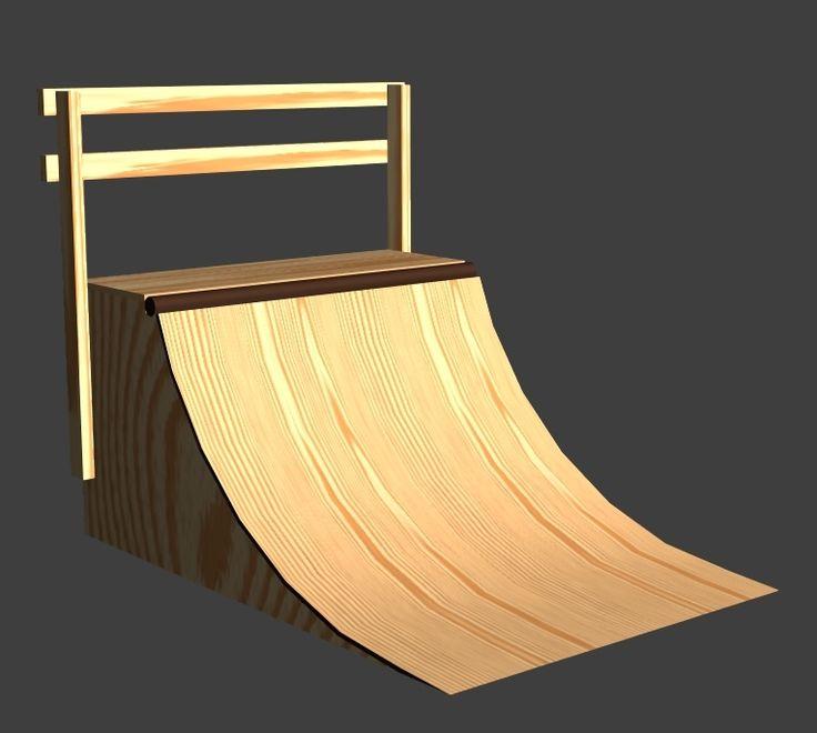 25 Best Ideas About Skateboard Ramps On Pinterest
