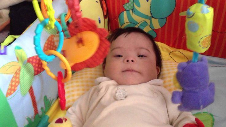Ejercicios de Intervención Temprana para bebés con Síndrome de Down de 0...
