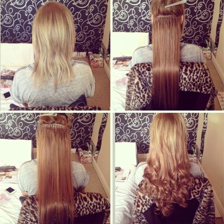 gorgeous long hair extensions before & after extensions de cheveux longs avant après instagram.com/... Leigh Hair Extensions Derby Free Consultations.. Contact me on 07922862327