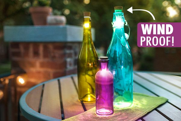Best 25+ Bottle Lights Ideas On Pinterest