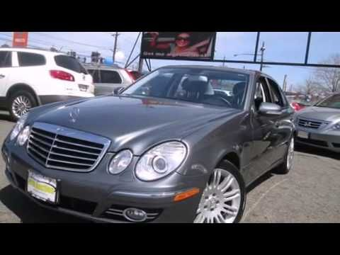 Pre-Owned 2007 #Mercedes #Benz #E350 #4MATIC #AWD Sedan | #NJ #NY #Auto #Auction #MercedesBenz