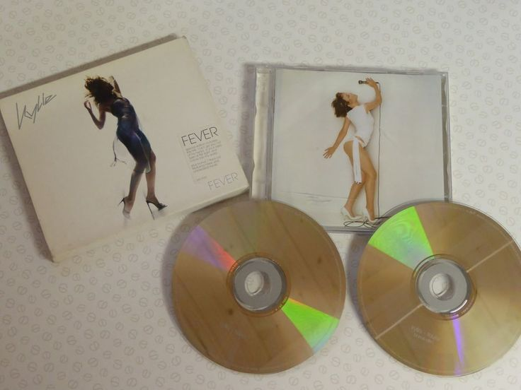 Kylie Minogue - Fever Special Edition Includes Bonus 7 Track CD in Slipcase