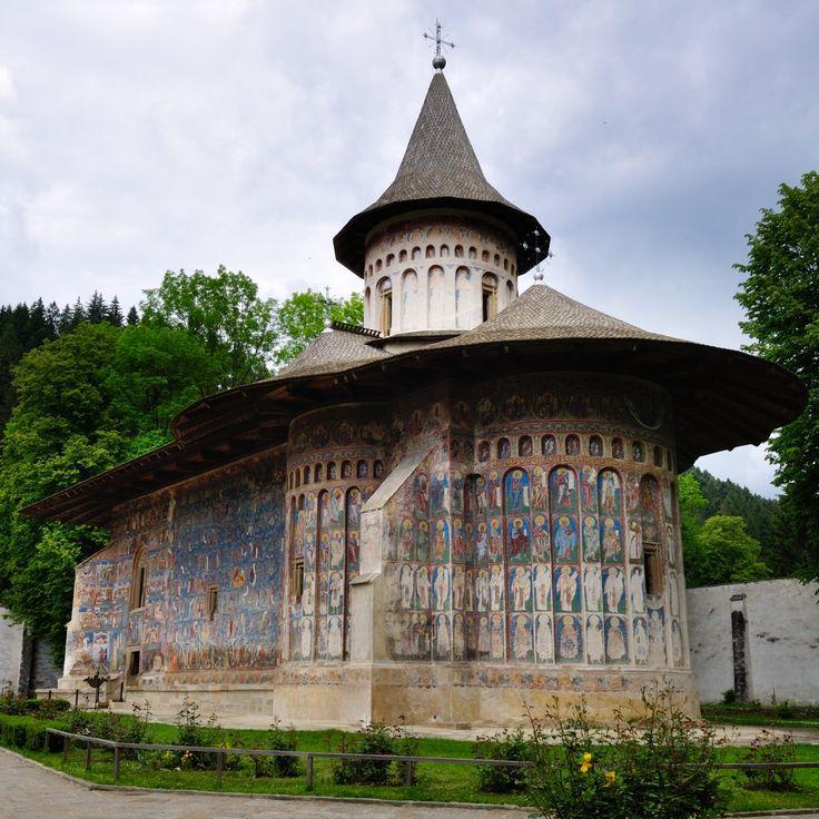 Bucovina's Painted Churches | Voronet 1487