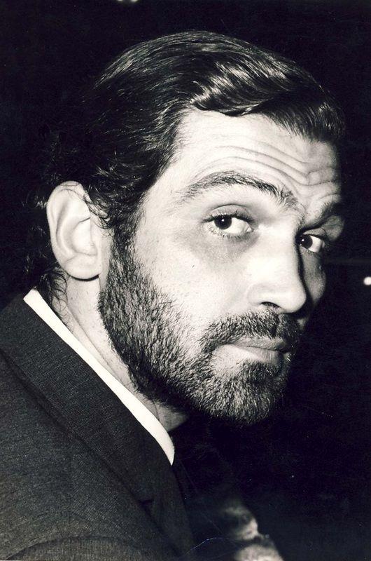 Greek Actor Kostas Kazakos