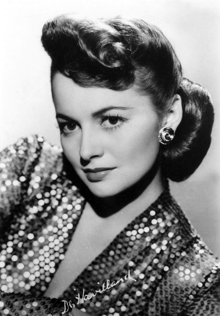 Olivia de Havilland (born July 1, 1916), English-American actress.