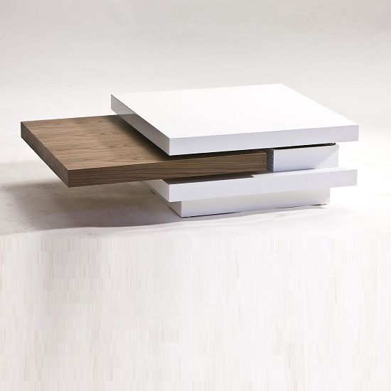Oak White High Gloss Coffee Table: 12 Best Wooden Coffee Tables Images On Pinterest