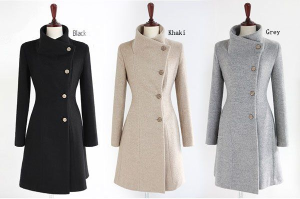 Free Shipping Fashion Women Long Cashmere Coat With Belt,Warm Winter Clothes Girl Overcoat Coat Woman Ladies Outerwear HC520-in Apparel  Accessories on Aliexpress.com $72.89