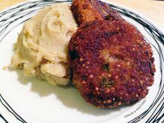 Mπιφτέκια Κινόα | Vegan & Νόστιμο