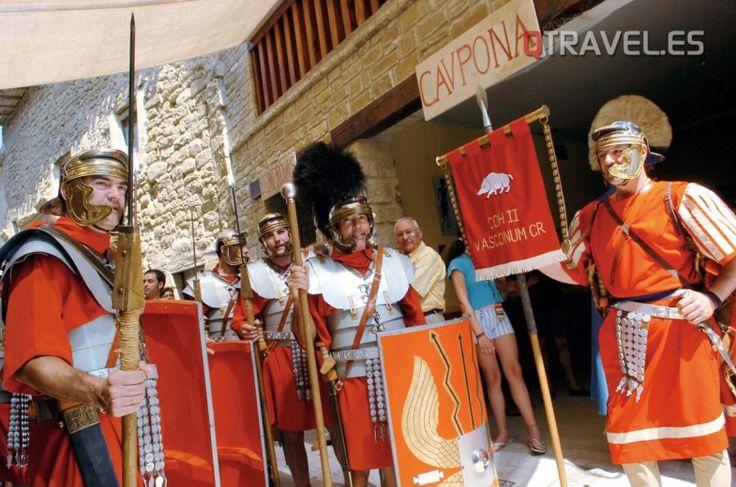 Roma reconquista Andelos del 27 al 29 de junio en su tradicional festival | QTRAVEL Revista de viajes - Portal y blog de viajes y turismo