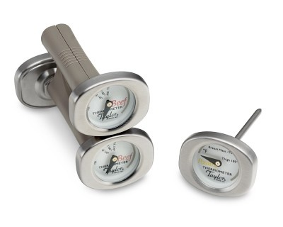 Taylor Mini Grilling Thermometers, Set of 4 on Williams-Sonoma.com