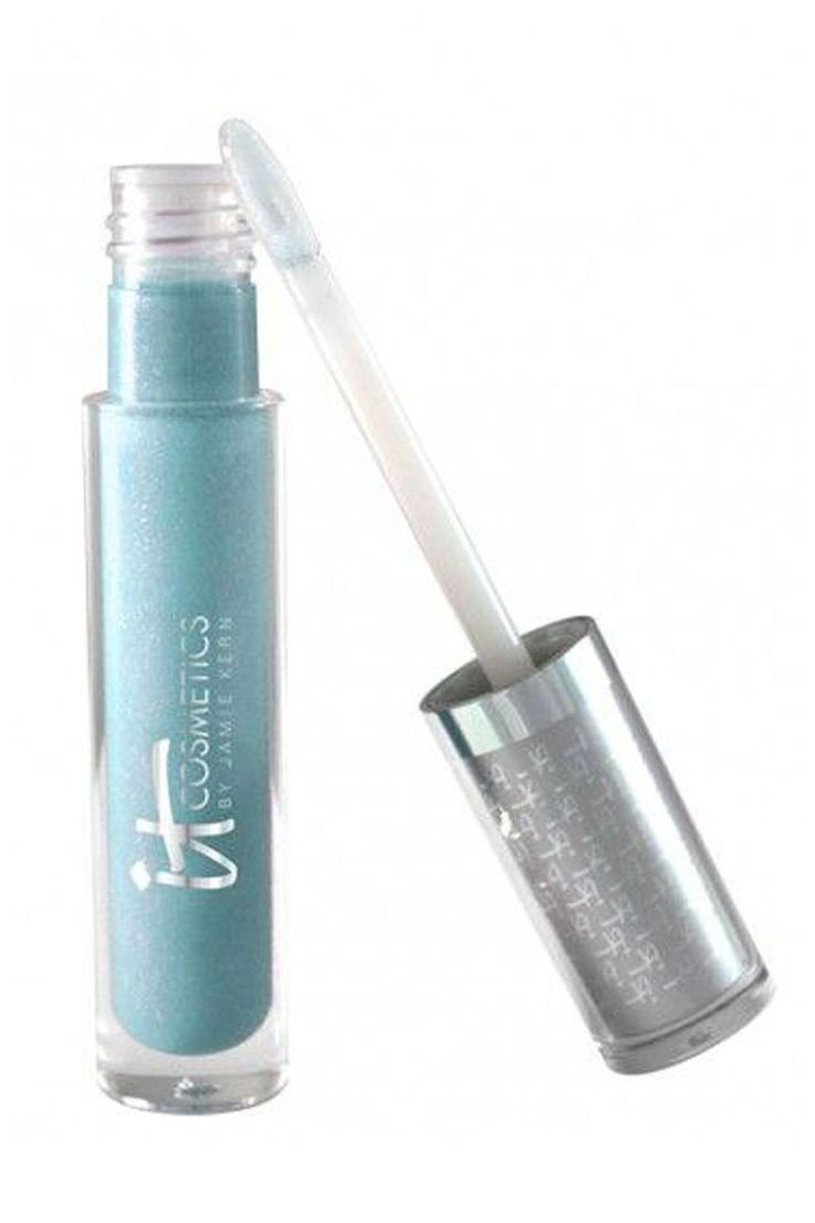 It Cosmetics News Anchor Blue Vitality Lip Flush Butter Gloss