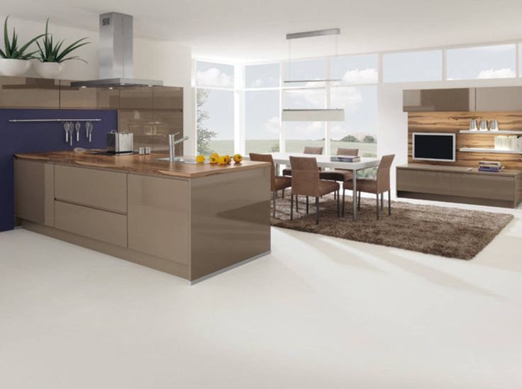 9 best grey kitchens images on Pinterest | Grey kitchens, Kitchen ...