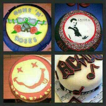 Pastel Rockero!!!
