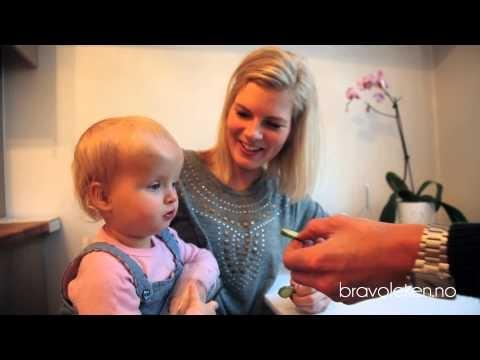 Kinoreklame på babykino - Bravo-leken