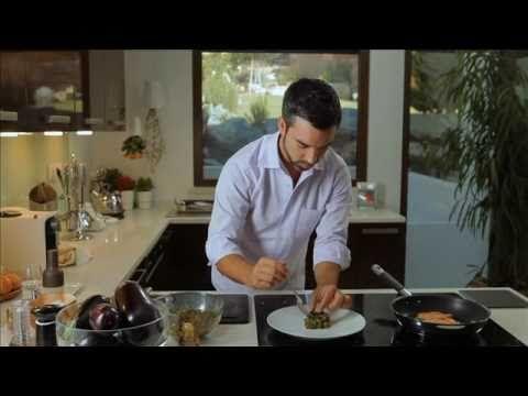 Episódio 8_Receita 2_Beringelas no forno com especiarias - YouTube
