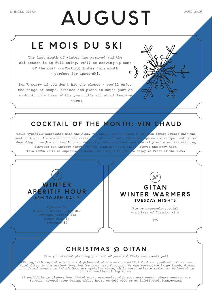 Latest L'Hotel Gitan poster