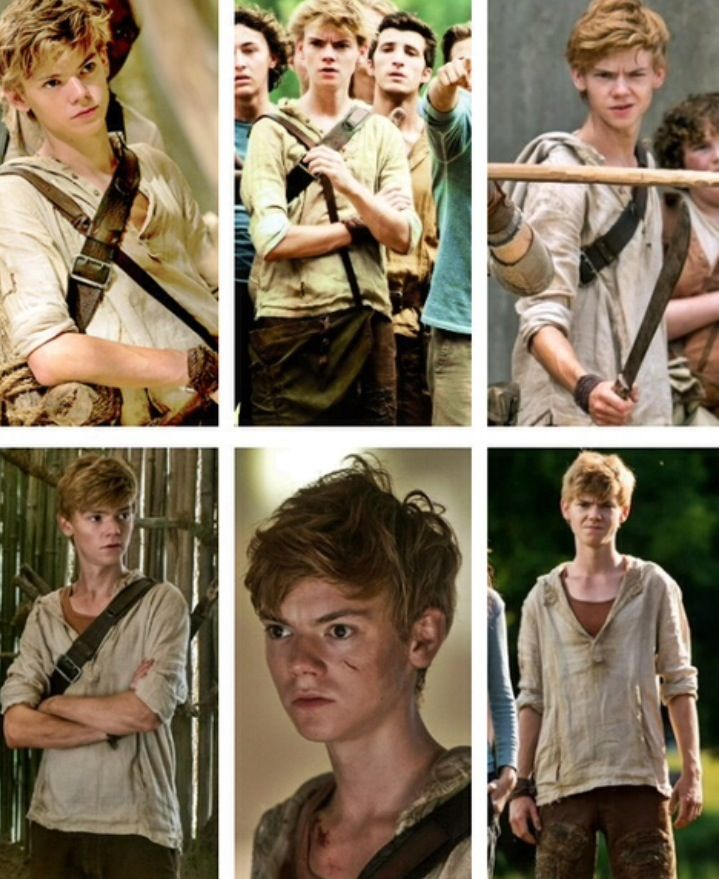Newt, Thomas Sangster