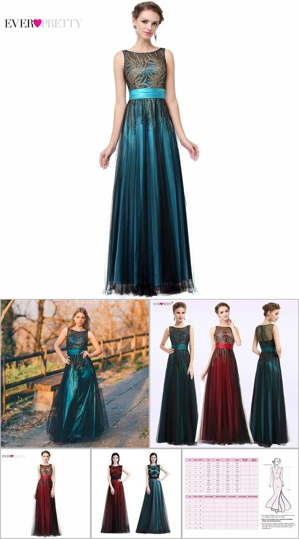 68ac02abdb723 Elegant Evening Dresses A Line Sleeveless Green Ever Pretty EP08740 ...