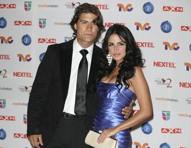 Alex Sirvent, el fan número uno  de Ximena Herrera