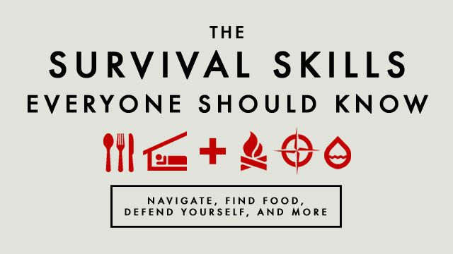 Good Info for survival- not a food storage post- more boy scout outdoorsy stuff. How to fend off a wolf attack, etc.