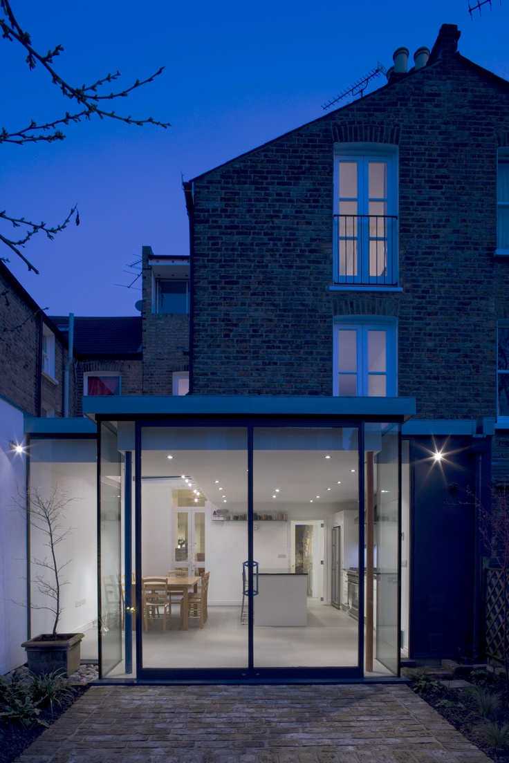 Rear extension | Private House | London SW18 | Giles Pike Architects