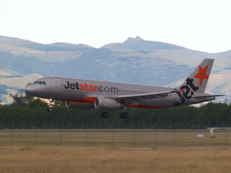 Jetstar A320  Type: Airbus A320-232 Registration: VH-VFP Location: Christchurch International Airport Date: 22/12/2013