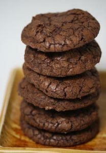 Recipe: Chocolatey Almond Butter Cookies: Expresso Cookies, Amazing Cookies, Butter Cookies, Food, Almond Butter, Favorite Recipe, Dark Chocolates Cookies Recipe, Darkchocolate Cookies, Almond Cookies