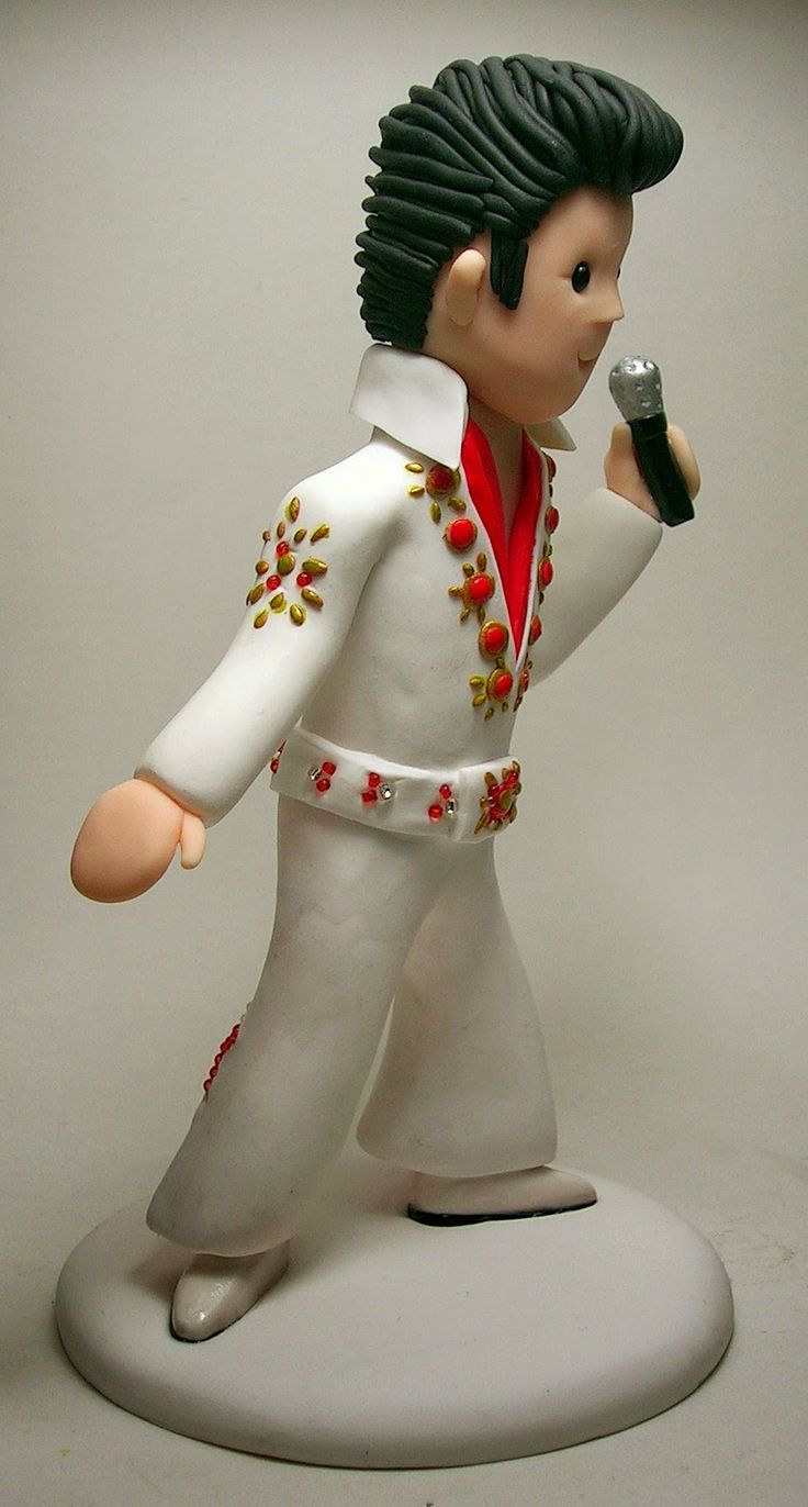 elvis wedding cake topper 62 best wedding cake toppers by feats of clay images on 14010