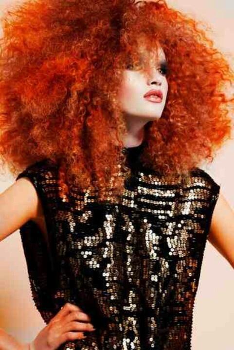 Red head fashion #makeup #beauty #makeupartist #Atlanta www.ALEXISFAGAN.com
