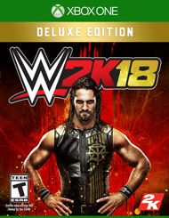 WWE 2K18 Deluxe Edition for Xbox One | GameStop
