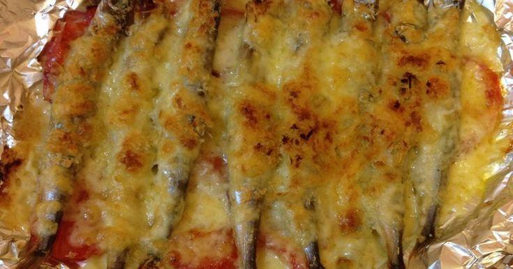 ししゃもとトマトのチーズ焼き by シュガーばにー 【クックパッド】 簡単おいしいみんなのレシピが280万品