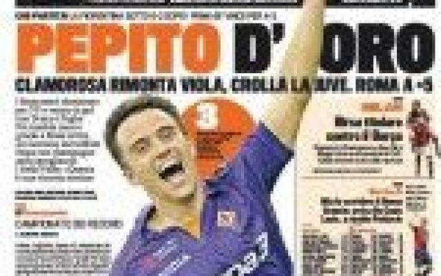 Rassegna stampa del 21 ottobre 2013, Italia ed estero #gazzetta #corsport #tuttosport #seriea