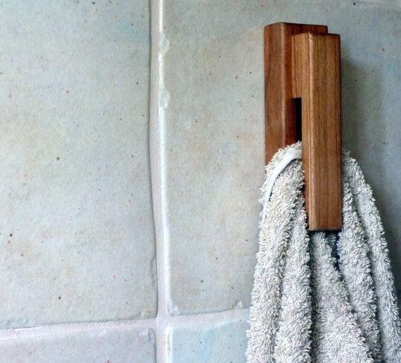 25 Best Ideas About Wooden Towel Rail On Pinterest