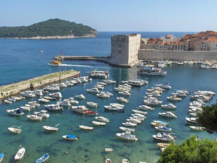 Marina Dubrovnik, Croatia - Charter a yacht and sail in the beautiful Croatian coastline - Photo credit: Dario Alvarez on Flickr