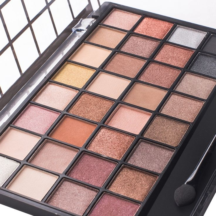 New Professional Makeup Eyeshadow Palette Beauty Make up Set NAKE Cosmetics Makeup Eye shadow Nude 32 Colours