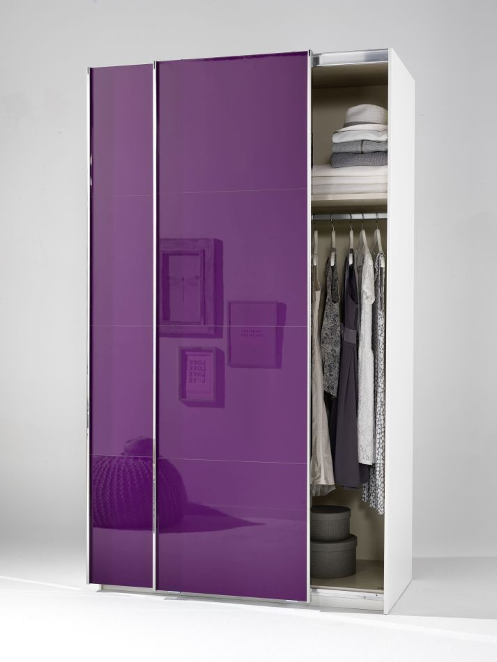 56 best kleiderschrank mit farbe images on pinterest colors reach in closet and bedroom. Black Bedroom Furniture Sets. Home Design Ideas