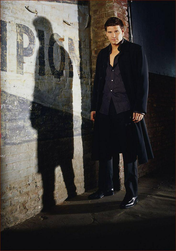 Angel (David Boreanaz)  ~ Buffy the Vampire Slayer