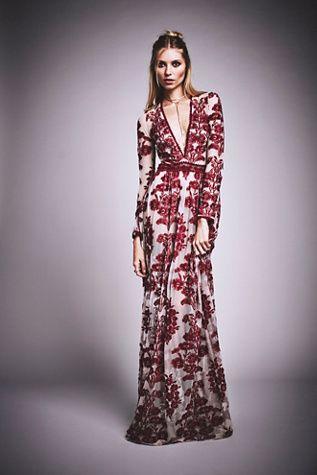 For Love & Lemons Temecula maxi dress on ShopStyle