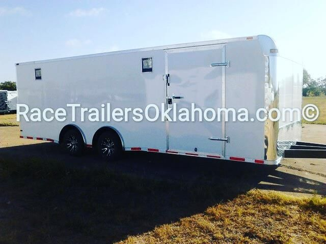 Race Trailers Oklahoma Lark Split Axle Car HAULER RACE CAR TRAILER, EXTRA TALL Gernerator package anodized corners radials led's electrical pkg racers interior rubber coin  United Super Hauler Haulmark Edge Pro Hitch It Trailers  5866 S. 107th E. Ave  Tulsa, OK 74146  918-286-7900  www.RaceTrailersTulsa.com  www.RaceTrailersOK.com   www.RaceTrailersOklahoma.com www.facebook.com/