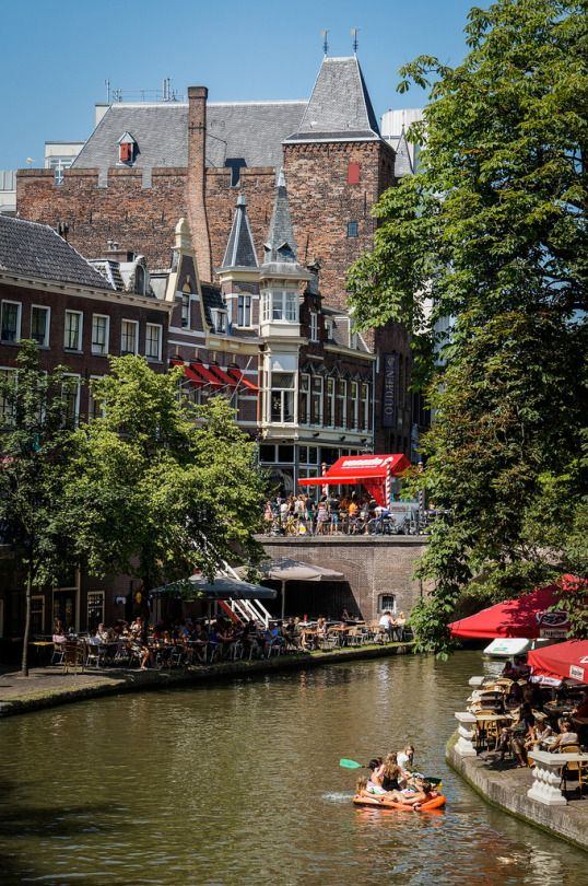 Utrecht, Netherlands (by Alexandru Cocian)   All things Europe