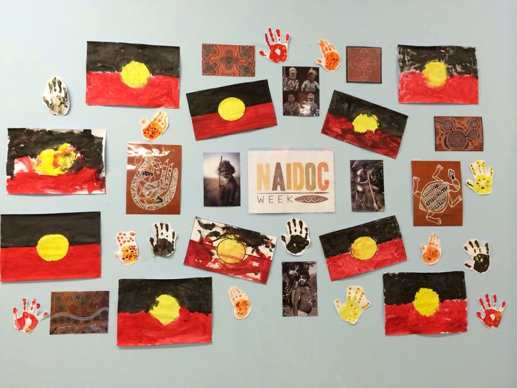 NAIDOC 2014 preschool room display