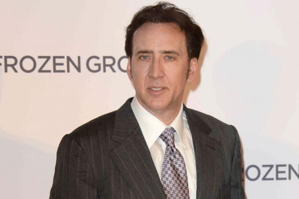 Oscar-winning actor Nicolas Cage is not endorsing the Japanese snack brand Riska, despite online buzz claiming he is.