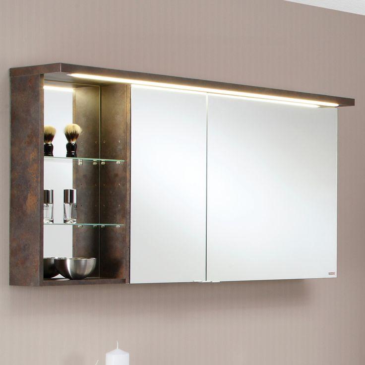 Ponad 25 najlepszych pomysłów na Pintereście na temat - spiegelschrank badezimmer 120 cm